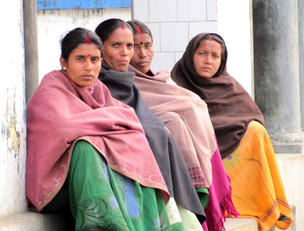 group of women sitting together-maternal health