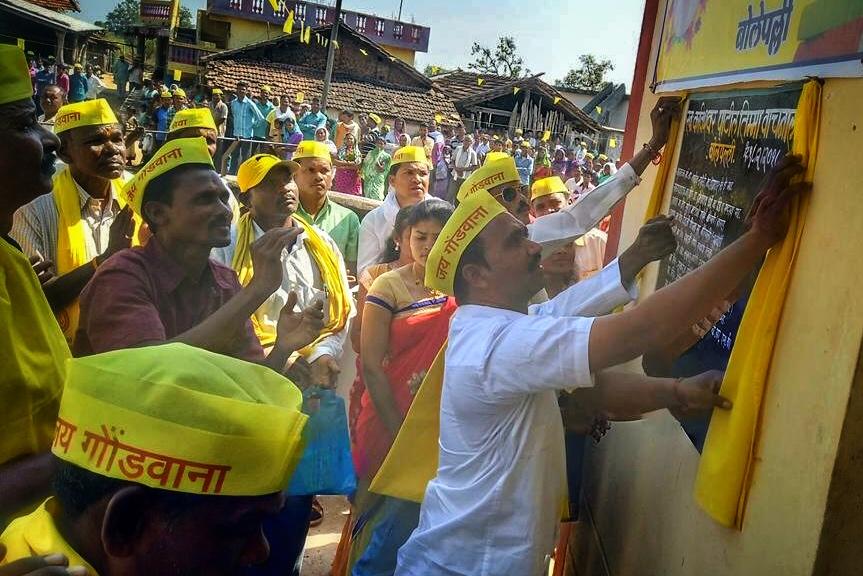 adivasi rights