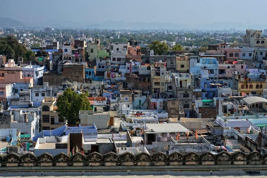 udaipur city urban landscape_pixabay_PMAY