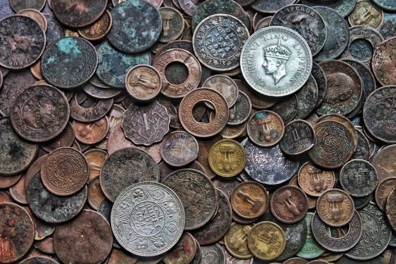 ancient indian currency_nonprofit grant reports