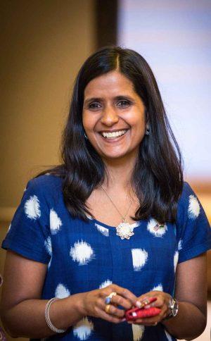 Anuradha Pati-profile