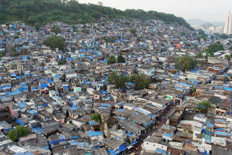 Image 2_overview of Mumbai slums-water for all-picture courtesy-Suraj Katra
