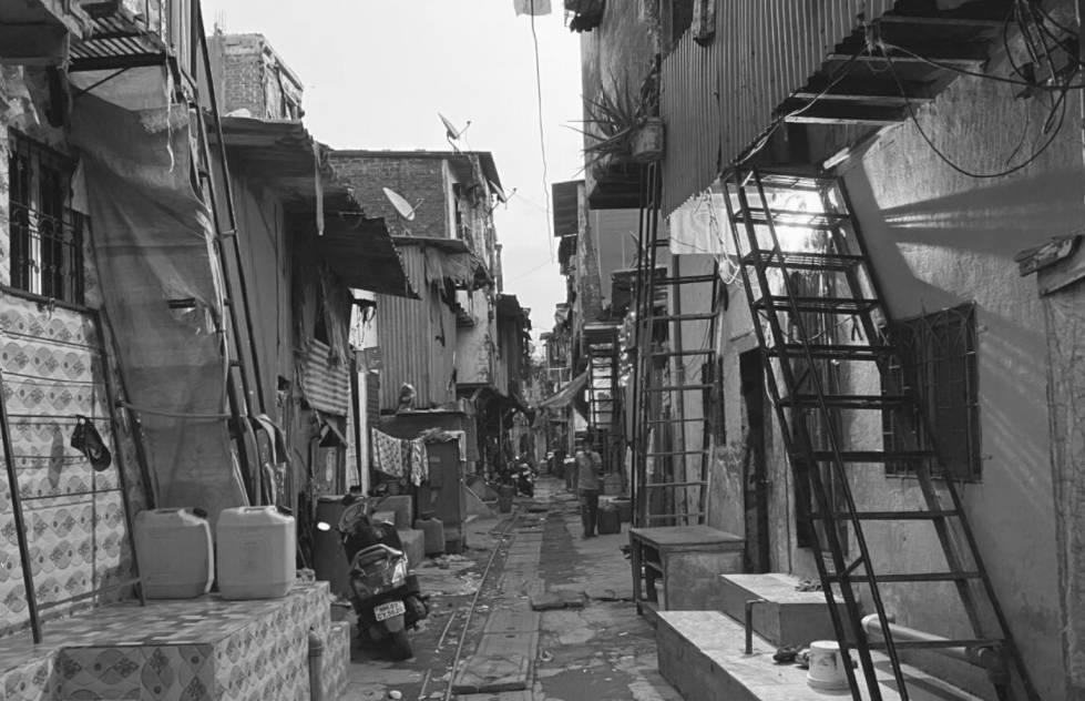 Second wave of COVID-19 in Shivaji Nagar-picture courtesy-Apnalaya