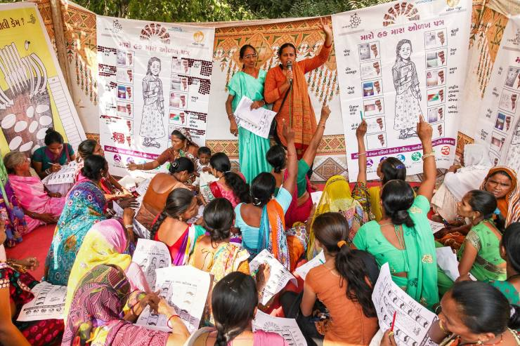 group of women-women empowerment
