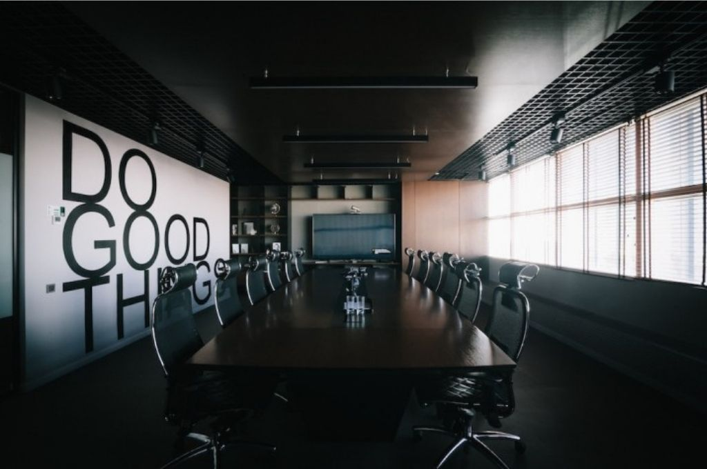 conference room-CSR in India