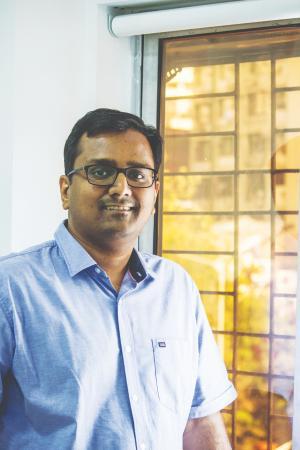 Ravi Bagaria profile