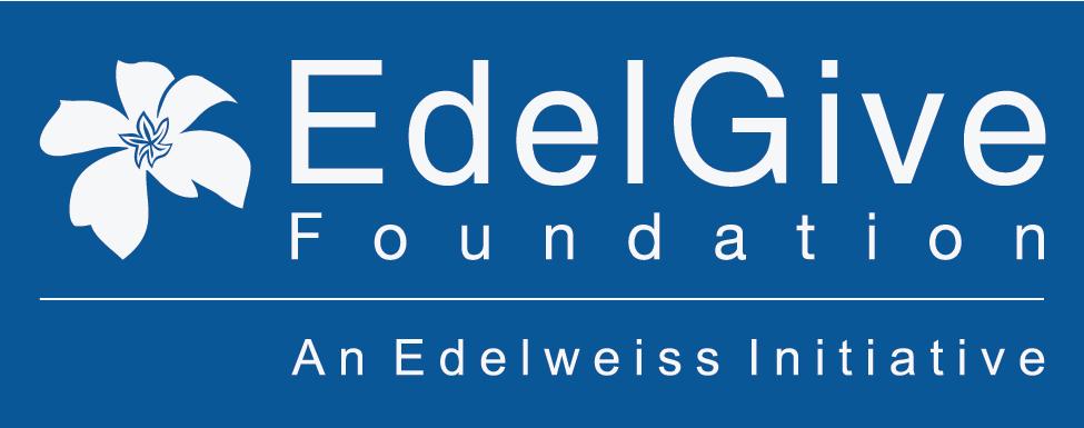EdelGive Foundation- Logo