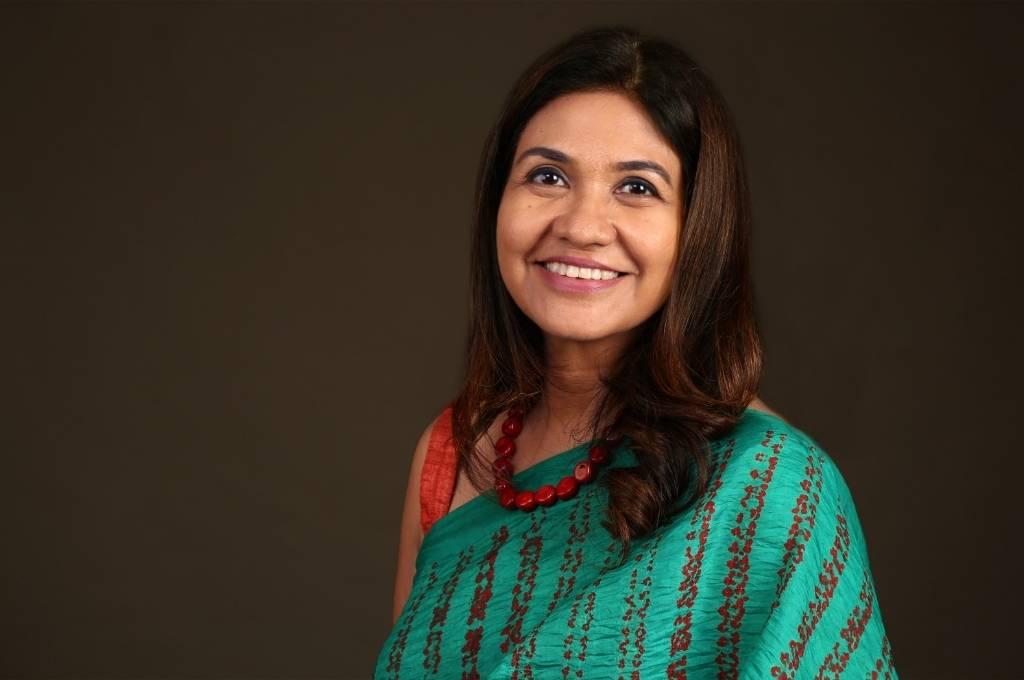 Vidya Shah-philanthropy in India